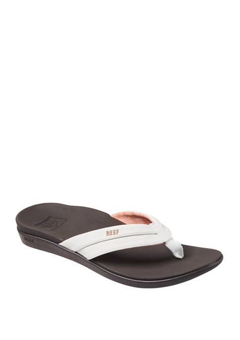 Reef Ortho Bounce Coast Thong Sandals