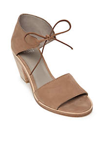 Ann Heel Tie Sandal