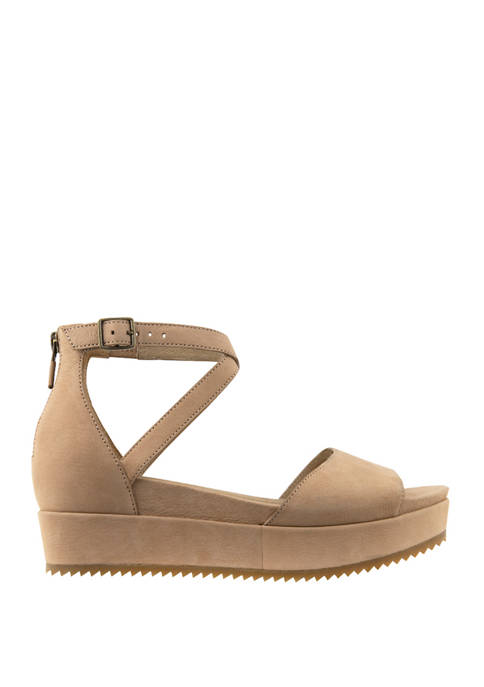 Eileen Fisher Emmy Platform Sandals