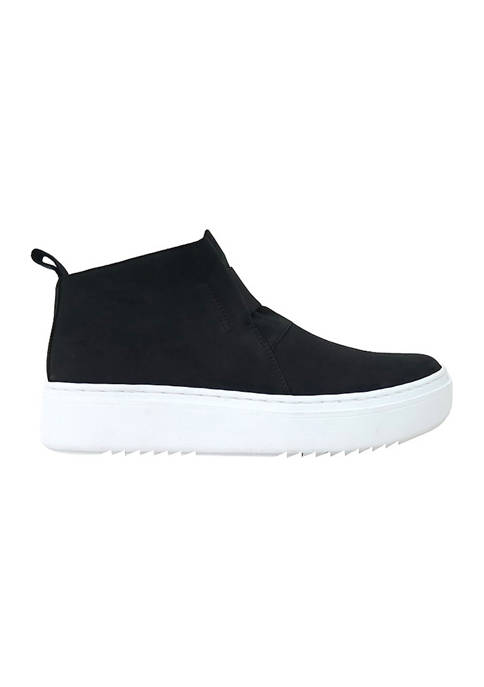 Womens Gore Front Sneakers