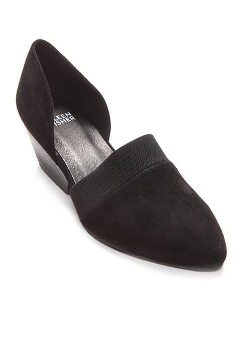 Eileen Fisher Hilly Wedge Heels