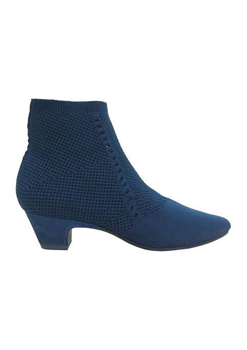 Eileen Fisher Purl Sock Booties