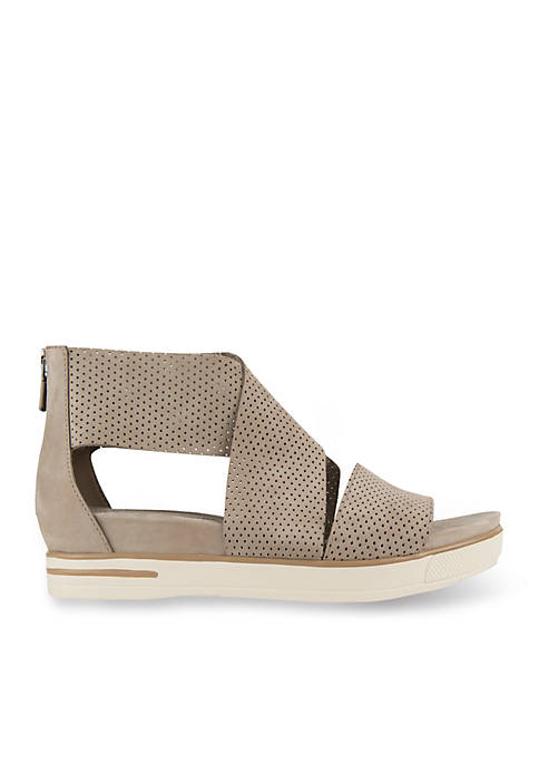 Eileen Fisher Sport Back Zip Sandals