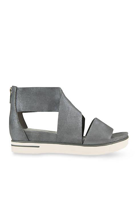 Eileen Fisher Sport Back Zip Sandals