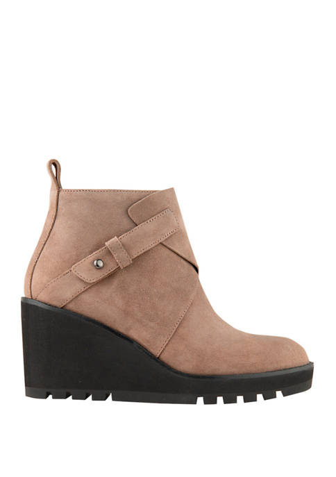 Eileen Fisher Tinker Wedge Booties
