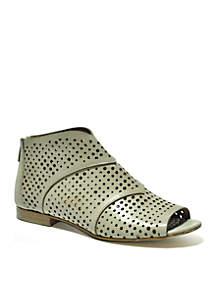 Breleay Open Toe Shoes