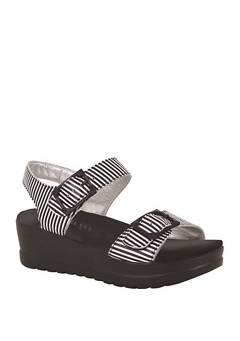 Alegria by PG Lite Morgyn Platform Wedges