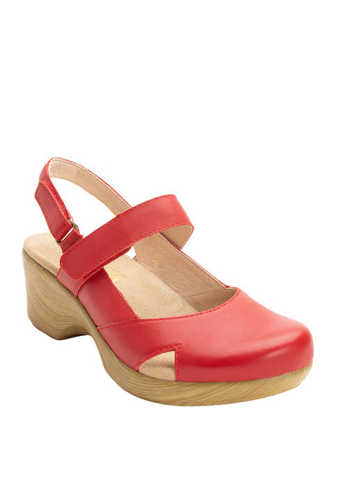 Alegria by PG Lite Tarah Mary Jane Sandals