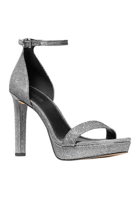 MICHAEL Michael Kors Margot Platform Sandals