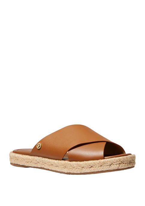 MICHAEL Michael Kors Linden Slide Sandals