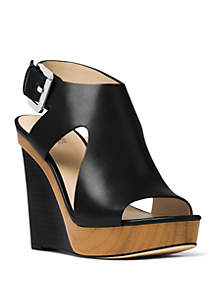 3dc94e07bd1 ... MICHAEL Michael Kors Josephine Wedge Sandals