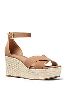 Desiree Wedge Sandal