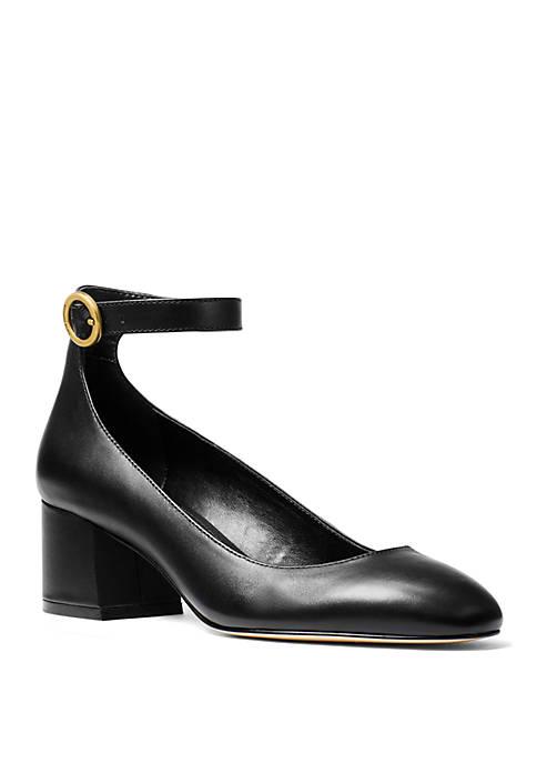 Estelle Ankle Strap Pump