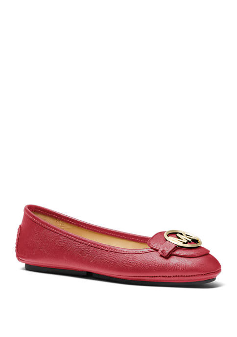 Lillie Leather Moccasins