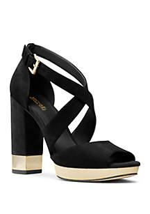 Valerie Platform Dress Sandal