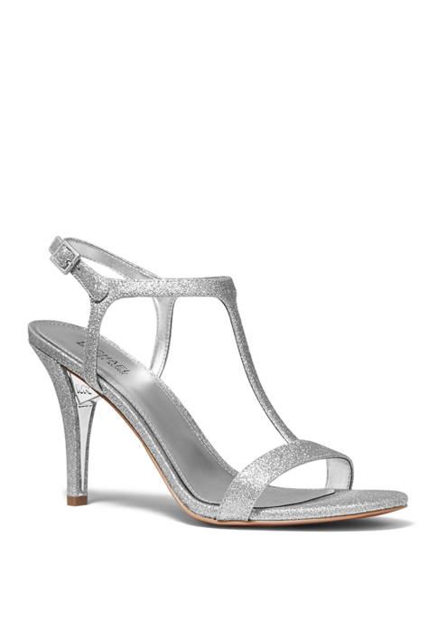 MICHAEL Michael Kors Arden T Strap Sandals