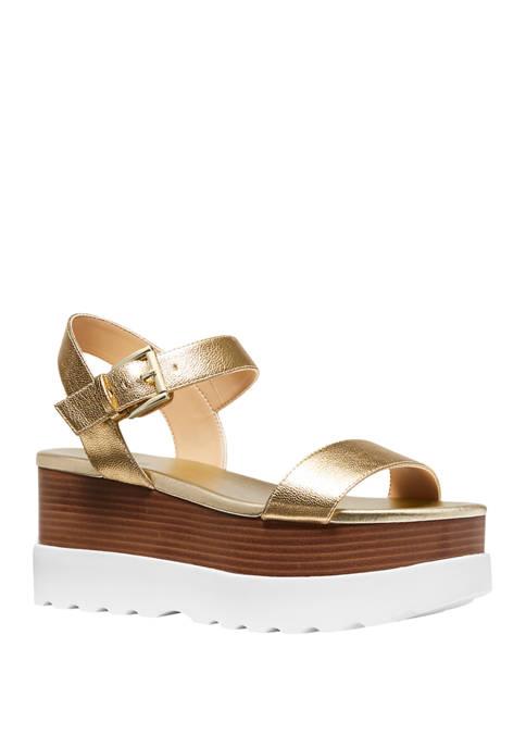 MICHAEL Michael Kors Marlon Platform Sandals