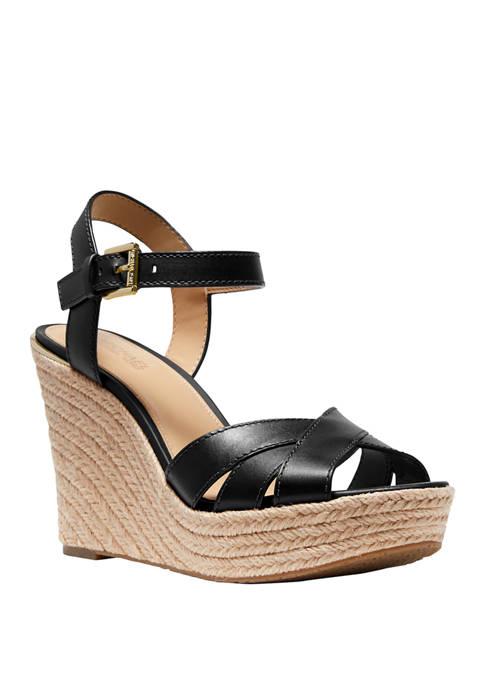 MICHAEL Michael Kors Suzette Wedge Sandals