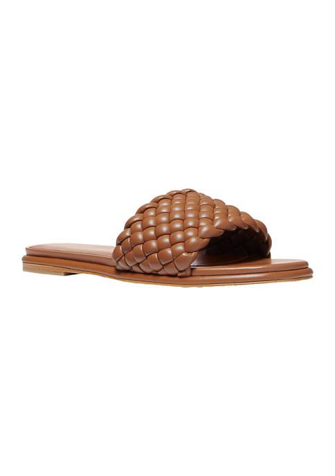 Amelia Flat Sandals