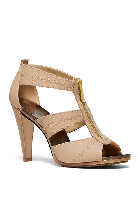 MICHAEL Michael Kors Berkley Heeled Dress Sandal