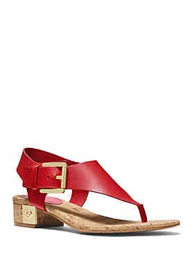 9ee7f49f5044 MICHAEL Michael Kors London Thong Sandals ...