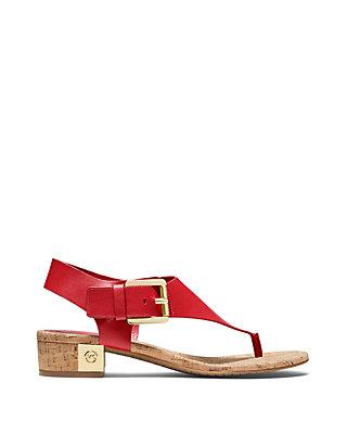 93dfebceb71 MICHAEL Michael Kors London Thong Sandals MICHAEL Michael Kors London Thong  Sandals ...