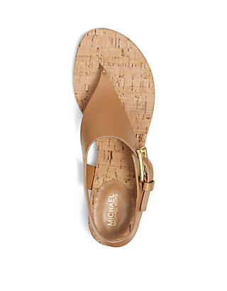 1d899badcf MICHAEL Michael Kors London Thong Sandals   belk