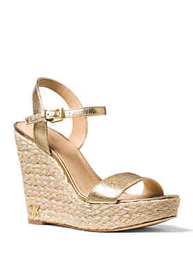 ef3ddbd8d787 MICHAEL Michael Kors Jill Wedge Sandals ...