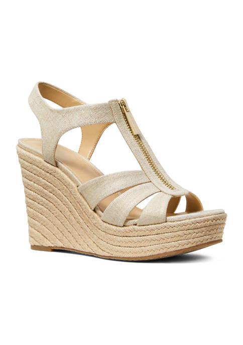 Berkley Wedge Sandals
