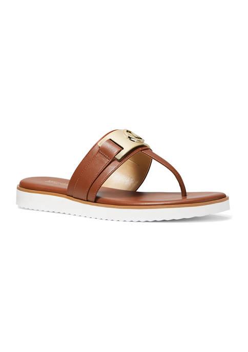 MICHAEL Michael Kors Birar Thong Sandals