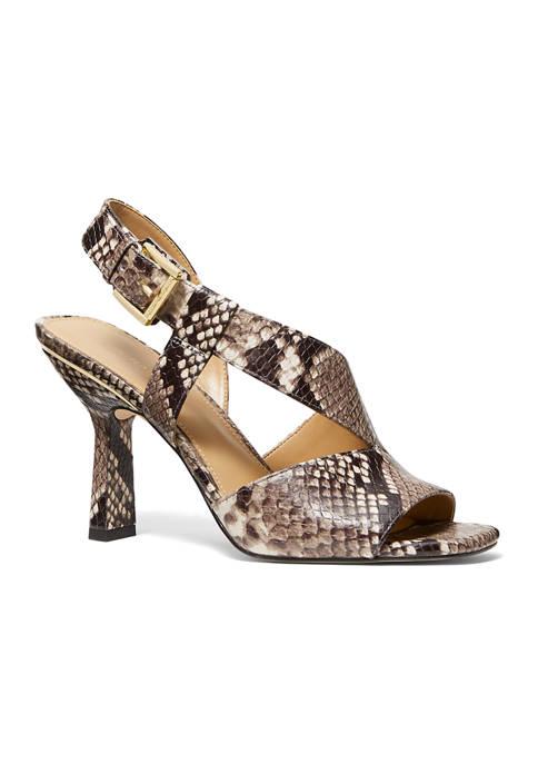 Cleo Open Toe Sandals