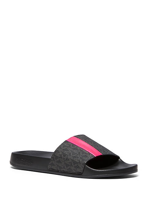 MICHAEL Michael Kors Ayla Slide Sandals