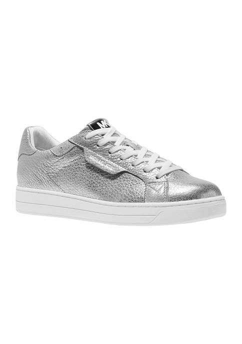 MICHAEL Michael Kors Womens Keating Lace Up Sneakers