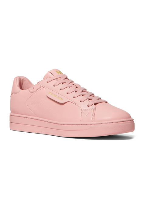 MICHAEL Michael Kors Womens Keating Lace Up Sneakers