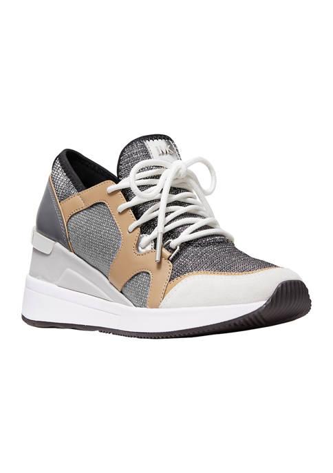 MICHAEL Michael Kors Womens Liv Trainer Sneakers