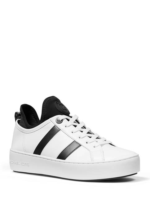 Ace Stripe Lace Up Sneakers
