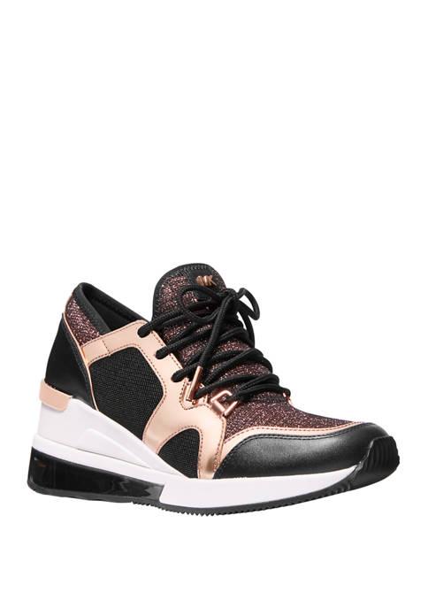 MICHAEL Michael Kors Liv Trainer Extreme Sneakers