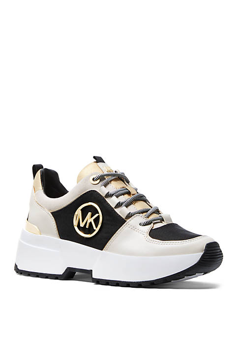 MICHAEL Michael Kors Cosmo Logo Trainers
