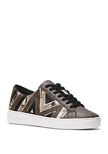 MICHAEL Michael Kors Whitney Mixed-Media Sneaker