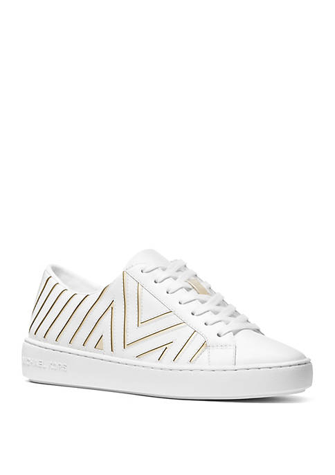 MICHAEL Michael Kors Whitney Leather Sneakers