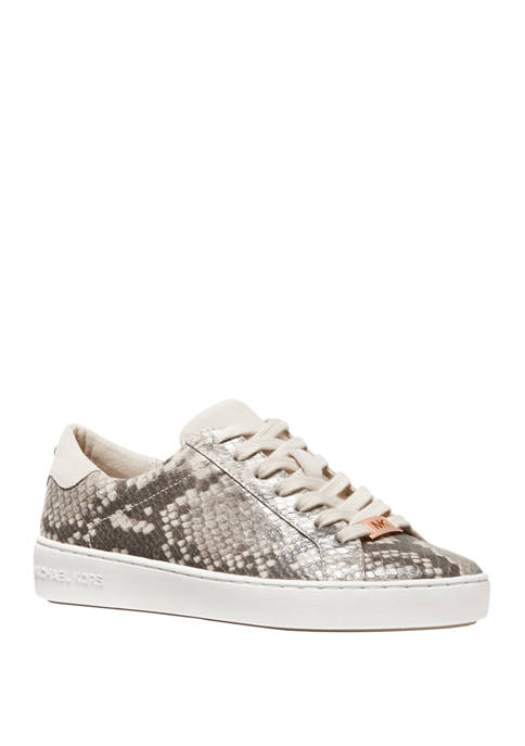 MICHAEL Michael Kors Womens Irving Lace Up Sneakers