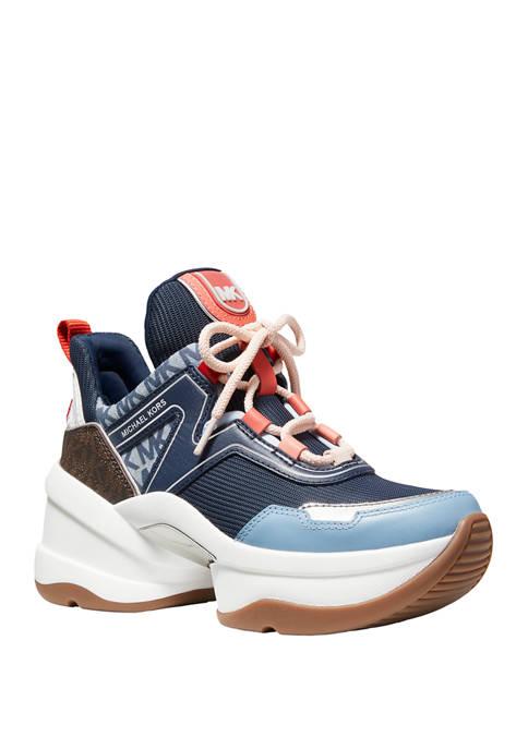 MICHAEL Michael Kors Olypia Trainer Sneakers
