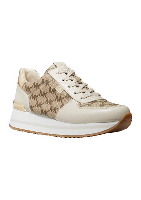 MICHAEL Michael Kors Womens Monique Trainer Sneakers