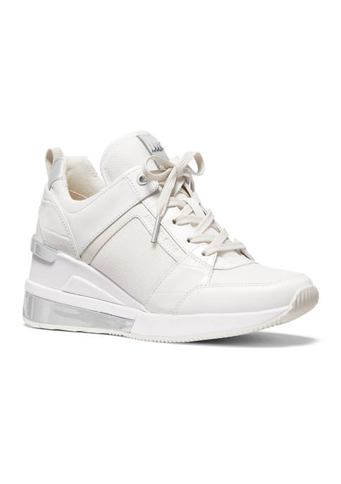 MICHAEL Michael Kors Womens Georgie Trainer Extreme Sneakers