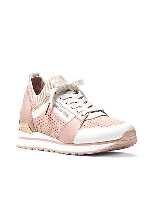 eb75c429653 MICHAEL Michael Kors. MICHAEL Michael Kors Billie Knit Trainer Shoe