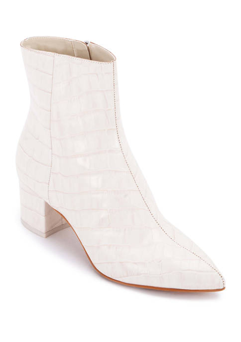 Dolce Vita Bel Block Heel Dress Booties