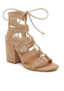 Eva Block Heel Sandal