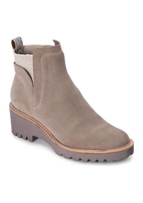 Huey Ankle Booties