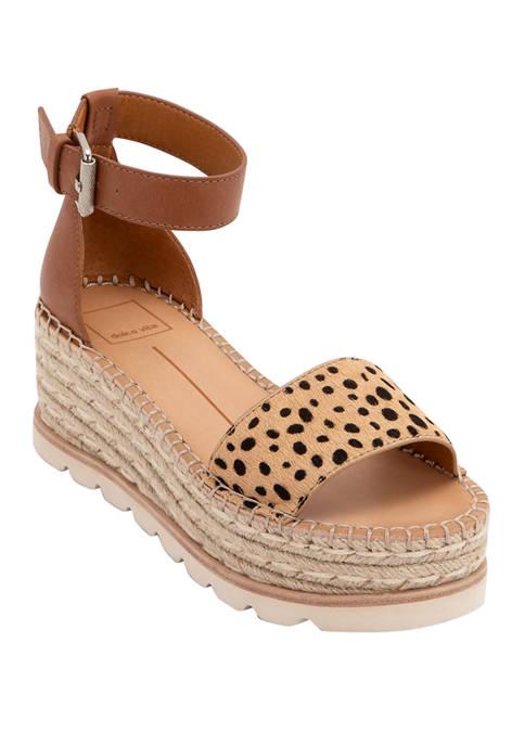 Dolce Vita Larita Espadrille Sandals
