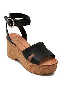 b2f893c6326 ... Dolce Vita Linda Cork Wedge Sandals